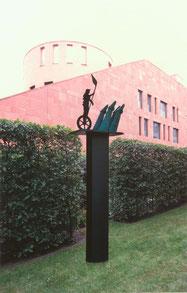 Quadriga zügellos, Landesvertretung Baden-Württemberg, 2002
