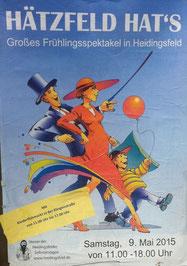 09. Mai Heidingsfelder Frühlingsfes – nur Hätzfeld hat's!!