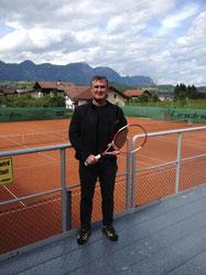 Osswald Drexler - ein Garant für den TC Kundl.