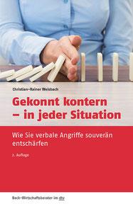 Weisbach Gekonnt kontern Gesprächsführung