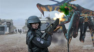 Starship Troopers im Skyline Park