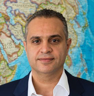 Aramex CEO, Hussein Hachem  -  company courtesy
