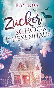 Zuckerschock im Hexenhaus Rezension Fantasy Märchen Liebesroman