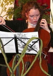 Sophia Weiß, Cello