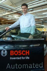 Mirko Franke. Foto: Bosch