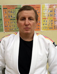 Wladimir Löb, 1. Vorsitzender, Cheftrainer Judo, 1.Dan Judo