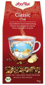 Yogi Tea Classic Chai Bio - Empfehlung Der Genuss dieses köstlichen Tees wärmt unsere Seele