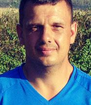Florian Blaser, neuer Trainer der 2. Mannschaft (Foto Sportbuzzer)