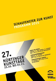 Nürtinger Kunsttage 2015