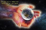 Bild von: deviantart.com zu Bibel Psalm 139,5