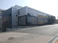 千里山キャンパス 新築東体育館