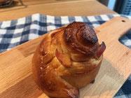 シナモンロール - はじめてのパン講座 - パンと和菓子の教室 MANA Belle World ( マナベルワールド )