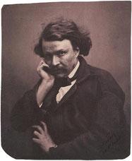 "Nadar, ""Selbstportrait"" 1856.         Musée d'Orsay, Paris."