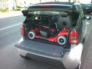 In den Urlaub mit dem Elektromobil