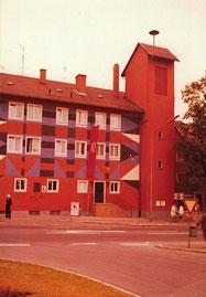 Gebäude der AWO-Begegnungsstätte