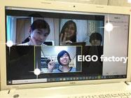 アドバンスクラス(中学生)オンラインレッスン 新横浜 EIGO factory