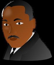 Martin Luther King (via pixabay)