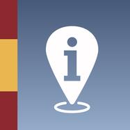 """Logotipo de la app """"Viaja informado, viaja seguro"""""""