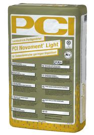 Die PCI Augsburg GmbH hat ihr Schnellestrich-Sortiment um PCI Novoment Light ergänzt. Der neue Leichtestrich-Fertigmörtel eignet sich ideal für Altbausanierungen und nachträgliche Ausbauten.