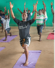 Yoga Strength in Sierra Leone