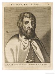 Arnaldo de Vilanova: Médico, alquimista y visionario.