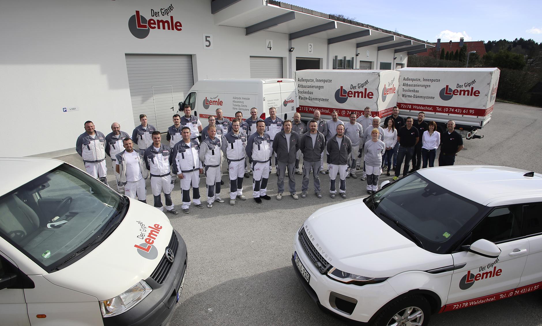 Das Lemle-Team