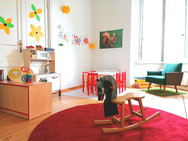 WIESENKNOPF® Vertretung, Ersatzbetreuung für die Kindertagespflege in Leipzig