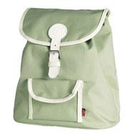 Blafre Retro Kinderrucksack mint hellgrün Kindergartenrucksack - zuckerfrei | Kids Concept Store