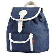 Blafre Retro Kinderrucksack blau Kindergartenrucksack - zuckerfrei | Kids Concept Store