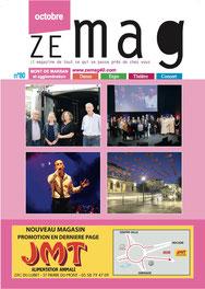 ZE mag MDM 80 octobre 2017