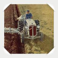 Hürlimann D80 Traktor