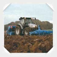 Hürlimann XM Traktor