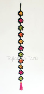 Crochet: flores granny paso a paso