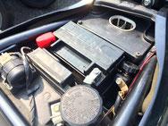 EVOTECバイク用バッテリーカットオフスイッチ装着例 ゼファー 1100