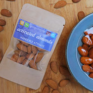 Simply full of life! Not the usual almonds.