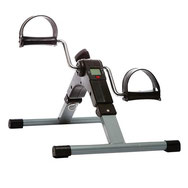 Folding Pedal Exerciser with Digital Display, for light exercise, rehab and immobility