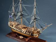 40-31 HMS Bellona |  Period:  1760 Scale:  1/100 | Corel | Yoshimasa Ishikawa