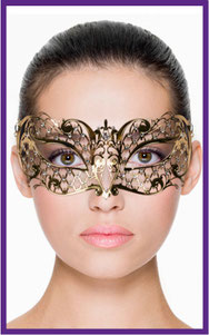 Masken, Maskenball, Karneval, Rollenspiel, Accessoire, Erotikshoo,