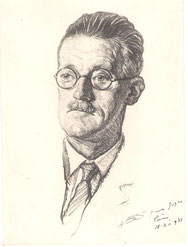 James Joyce  1931