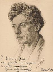 Gino Marinuzzi, chef d'orchestre  1923