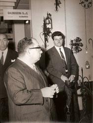 Trade fair  Milan 1960
