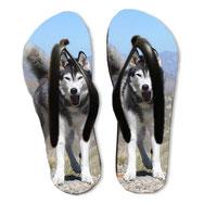 Flip-Flops mit Ihrem Fotodruck