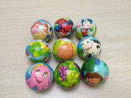 Squishy Balls with Full Colors Printings