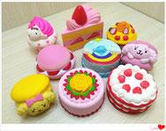 Jumbo Cake Bread Squishy Toys