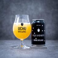 宇宙ビール UCHU BERUWING   EQUANIMITY