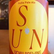 宇宙ビール SUN   UCHU BREWING