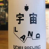 宇宙ビール UCHU BREWING 宇宙LAND