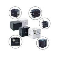 travel chargers,multi convertors,usb port