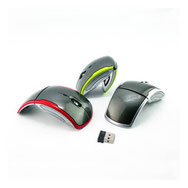 foldable mouse, travel mouse, wireless mouse