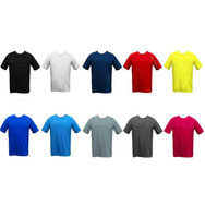 cotton Tee, quick dry Tee,round neck Tee